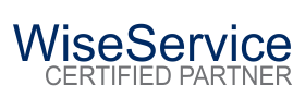 WiseService Partner Certified